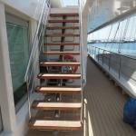 Ανοξείδωτη σκάλα